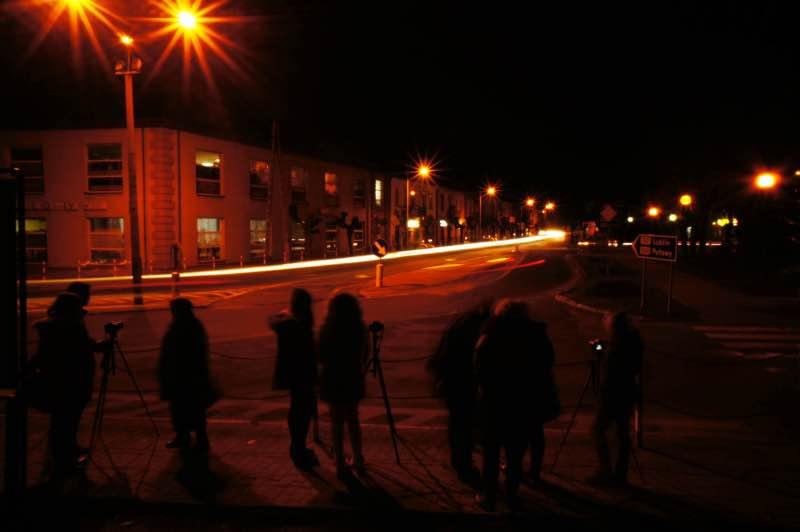 Zdjęcia nocne - fot. D. Mazurkiewicz