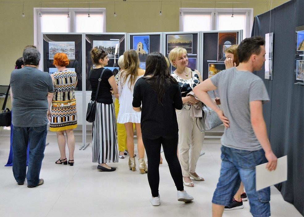 Wystawa naszych fotografii – fot. Z. Krzyżanowski